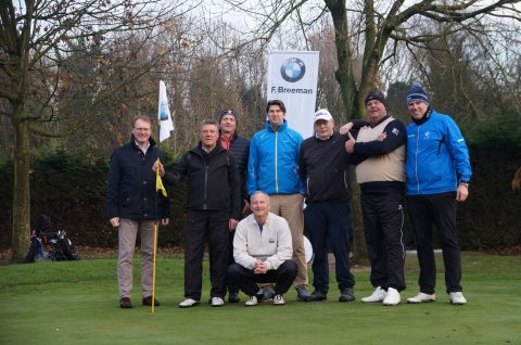 Winnaars Breeman Golf Challenge 2017 bekend