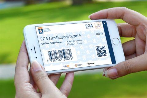 Digitale NGF pas in 2020