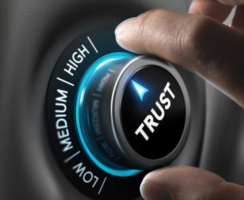 Kwestie van vertrouwen